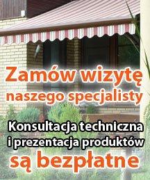 Preznetacja markizy Warszawa